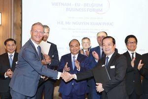 VNPT ký hợp tác với Nokia và Rosendahl Nextrom GmbH