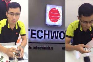 TechWorld mobile bị khách hàng tố làm ăn gian dối?