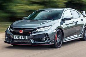 Honda sẽ đưa mẫu Civic Type R và xe đua công thức 1 đến Triển lãm Ô tô Việt Nam