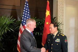 Bộ trưởng Quốc phòng Mỹ mong muốn thắt chặt quan hệ với Trung Quốc