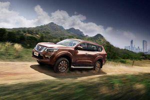 Nissan Terra mới sắp ra mắt khách hàng Việt Nam