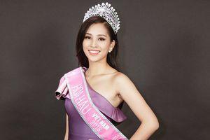 Hoa hậu 10x Trần Tiểu Vy lấy lại được Facebook sau gần 1 tháng liên tục bị hacker tấn công