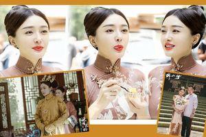'Ngoại Bát Hành': Chán làm hoàng hậu trong Tử Cấm Thành, Tần Lam 'chuyển kiếp' làm đệ nhất hoa khôi