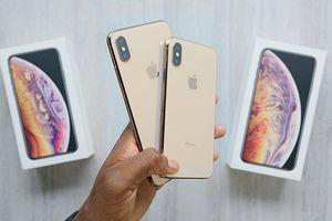 Bộ ba iPhone 2018 chính thức lên kệ tại VN ngày 2/11, giá thấp nhất 22,99 triệu đồng