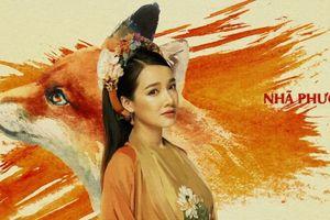 Không còn là 'người đẹp khóc', Nhã Phương 'lột xác' trong phim 'Trạng Quỳnh'