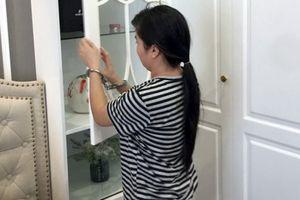 Hà Nội: Nữ ô sin trộm đồng hồ Rolex trong căn hộ cao cấp