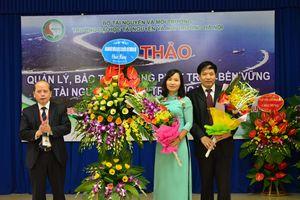 Đại học TN&MT Hà Nội: Khoa Khoa học biển và hải đảo và Khoa Tài nguyên nước - 5 năm hình thành và phát triển