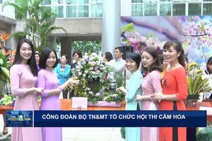 Công đoàn Bộ TN&MT tổ chức chào mừng Ngày Thành lập Hội Liên hiệp phụ nữ Việt Nam