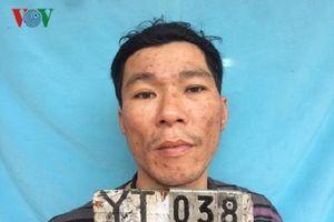 Nghệ An: Bắt giữ đối tượng dùng dao và lựu đạn chống đối Công an