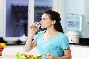 Giải độc, thanh lọc cơ thể đơn giản chỉ bằng ăn uống