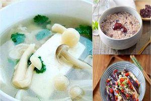 Bị gout nên ăn món gì để giảm các chứng đau và cải thiện sức khỏe?