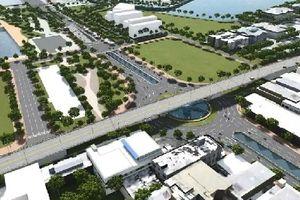 Đà Nẵng: Xây dựng nút giao 3 tầng cạnh sông Hàn