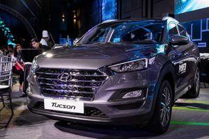 Hyundai Tucson 2019 ra mắt, giá từ 563 triệu đồng