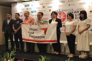 Sắp diễn ra giải chạy Kizuna Ekiden – vì an toàn giao thông Việt Nam