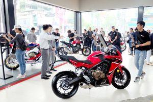 Honda nắm 76,6% thị phần xe máy Việt Nam