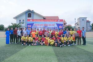 Than Thống Nhất giao lưu bóng đá nữ chào mừng Ngày Phụ nữ Việt Nam