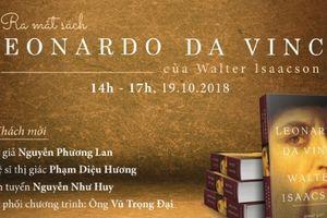 Tọa đàm và ra mắt sách 'Leonardo da Vinci'