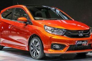 Honda Brio 2018 có thể sẽ ra mắt Việt Nam, để 'giành khách' của Hyundai Grand i10