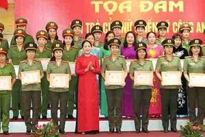 Tọa đàm kỷ niệm 88 năm Ngày Thành lập Hội liên hiệp phụ nữ Việt Nam