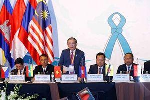 Bộ Công an họp báo thông báo kết quả Hội nghị cấp Bộ trưởng ASEAN lần thứ 6 về vấn đề ma túy