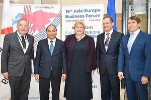 Thủ tướng: ASEM cần trở thành cây cầu nối 'hữu duyên' của châu Á-Âu