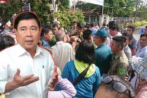 Chủ tịch TP.HCM: 'Lập 2 tổ công tác giải quyết đền bù cho dân Thủ Thiêm'