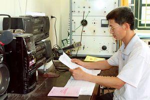 Hệ thống đài truyền thanh xã, phường: Bố trí phù hợp theo yêu cầu mới