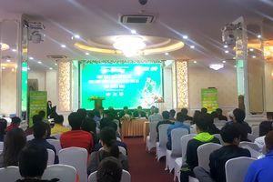 135 đội dự Giải Bóng rổ học sinh tiểu học Hà Nội năm 2018