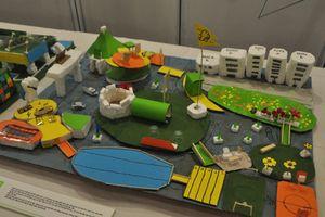 WHISE 2018: Trẻ em sáng tạo đô thị và trường học thân thiện với môi trường