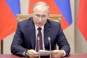 Tổng thống Putin: IS bắt 700 con tin ở khu vực do Mỹ kiểm soát tại Syria