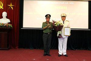 Công bố quyết định Bổ nhiệm Trưởng CAQ Hoàng Mai