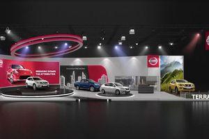 Nissan Terra sẵn sàng ra mắt tại thị trường Việt Nam