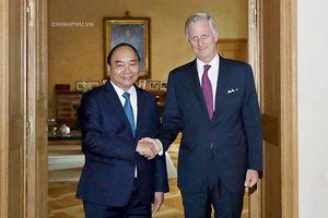 Việt Nam - Bỉ: Hai nước sẽ đẩy mạnh hợp tác nông nghiệp