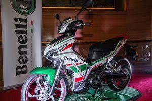 Benelli RFS 150i LE - đối thủ Yamaha Exciter 150 ra mắt tại Malaysia