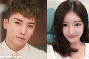 Seungri (Big Bang) hẹn hò diễn viên 18 tuổi?