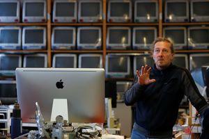 Bộ sưu tập hơn 1.100 thiết bị Apple trước nguy cơ bị phá bỏ