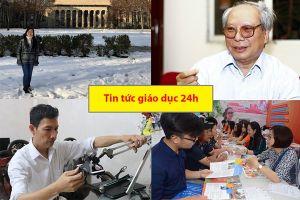 Tin tức giáo dục 24h: Nhiều nhân tài của Việt Nam chọn ra nước ngoài để làm việc, sinh sống