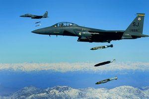 Mỹ không kích gần trận địa S-300