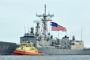Mỹ bán chiến hạm khủng 4000 tấn giúp Ukraine đánh bại Nga