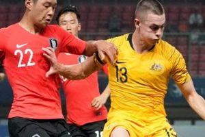 U19 Hàn Quốc và U19 Australia hòa nhau, cơ hội nào cho Việt Nam?