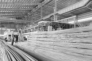 Sức ép đối với ngành thép