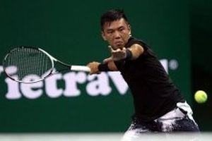 Khởi tranh Giải quần vợt quốc tế Việt Nam F4 Futures
