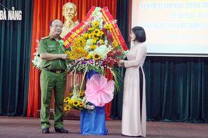 Phụ nữ Công an Đà Nẵng tổng kết phong trào 'nuôi heo đất vì người nghèo'