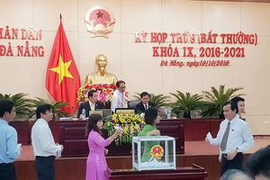 Đà Nẵng họp bất thường bầu bổ sung nhiều ủy viên UBND thành phố Đà Nẵng