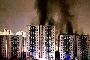 Yêu cầu doanh nghiệp bảo hiểm bồi thường thiệt hại vụ cháy chung cư Carina