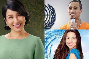 Điểm danh sao Việt bị gỡ hình ảnh đại sứ thương hiệu vì scandal