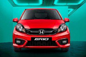 Xe ôtô siêu rẻ Honda Brio về Việt Nam đấu Toyota Wigo?