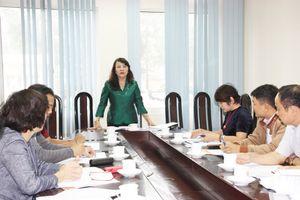 Gần 700 tác phẩm được chọn chấm Sơ khảo Giải Báo chí 'Vì sự nghiệp Giáo dục Việt Nam' năm 2018
