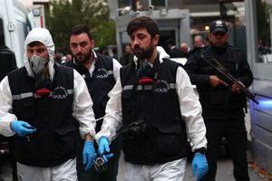 Cái chết bất ngờ của nghi phạm giết nhà báo Khashogi