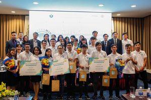 Ý tưởng IOT Blocky giành giải Nhất Mastermind 2018